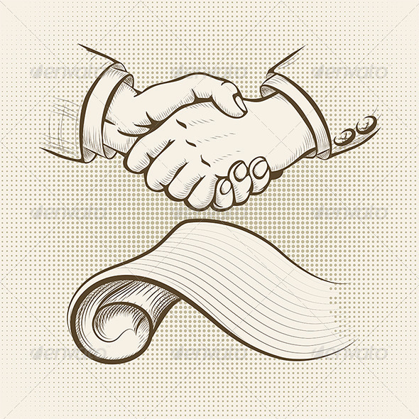 The Agreement - Business Conceptual