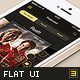 Flat UI 3 - GraphicRiver Item for Sale