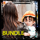 Photo Edges Actions for Photoshop Bundle - GraphicRiver Item for Sale