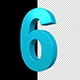3D Numbers Blue - VideoHive Item for Sale