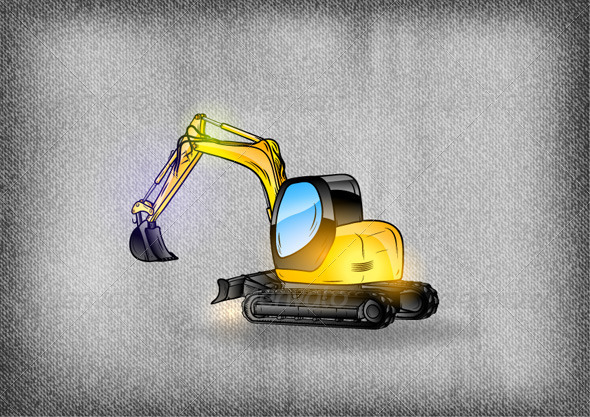 Excavator - Industries Business