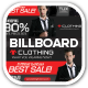 Extreme Sales Clothing Billboards - GraphicRiver Item for Sale