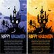 Download Vector Halloween background
