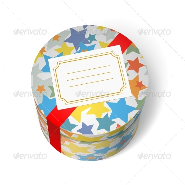 Party Present Box - Miscellaneous Seasons/Holidays