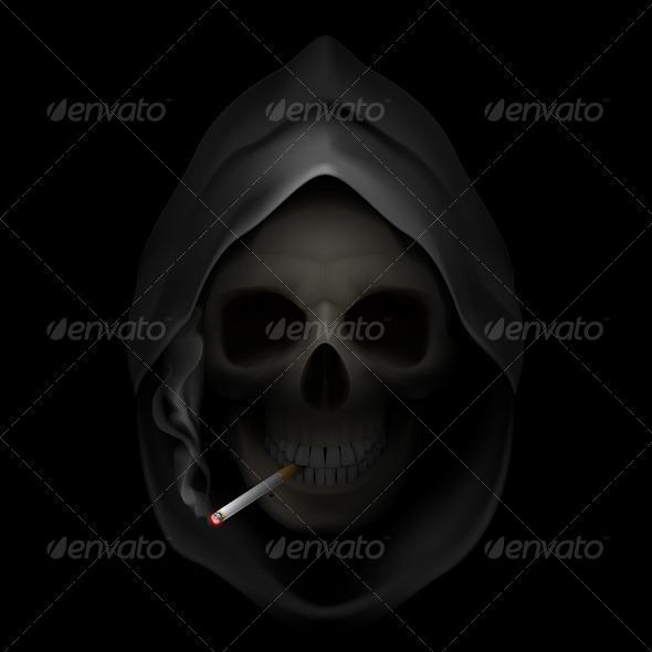 Stop Smoking - Health/Medicine Conceptual