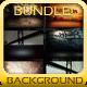 Street Backgrounds Bundle - GraphicRiver Item for Sale