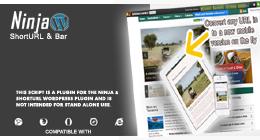 the Wordpress Ninja Bar