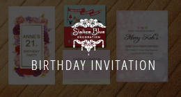 Birthday Invite Collection