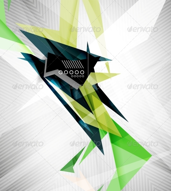 Motion Geometric Shapes - Rapid Straight Lines - Backgrounds Decorative