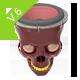 Speaker Cranium Skull V6 - GraphicRiver Item for Sale