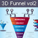 3D Funnel Vol.2 - GraphicRiver Item for Sale