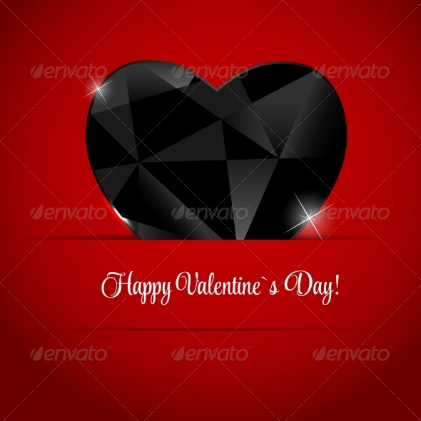 Valentine's Day Card - Valentines Seasons/Holidays