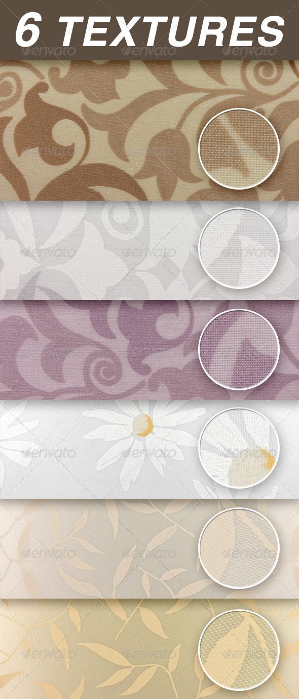 floral fabric - Fabric Textures