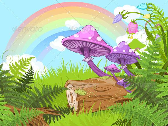 Fantasy Landscape - Landscapes Nature