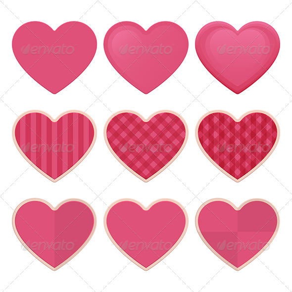Hearts - Seasons/Holidays Conceptual