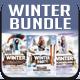 Winter Flyer Bundle - GraphicRiver Item for Sale
