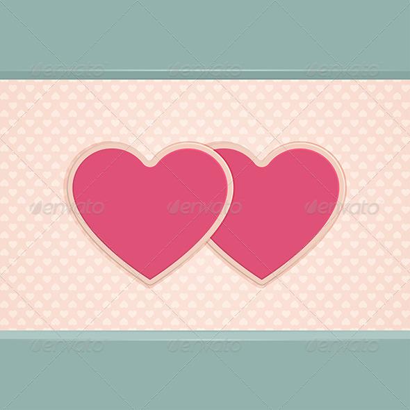 Heart Card - Seasons/Holidays Conceptual