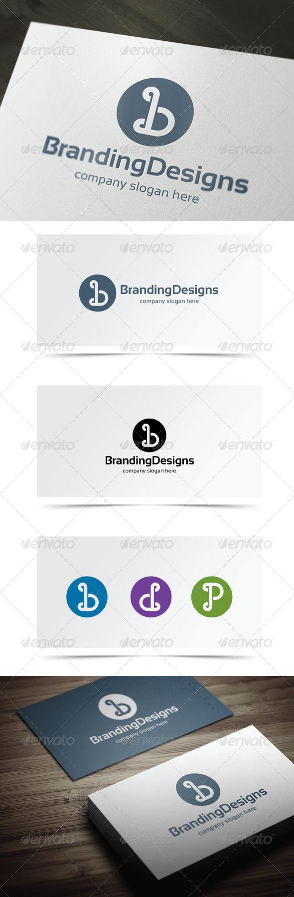 Branding Designs - Letters Logo Templates