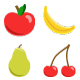 Fruit Collection - GraphicRiver Item for Sale