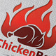 Chicken Barbeque Logo Template - GraphicRiver Item for Sale