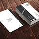 White Business Card - GraphicRiver Item for Sale