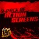 Action Screen Pack