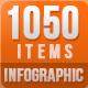 Megapack Infographic Set - GraphicRiver Item for Sale