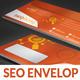 SEO Goal : Search Engine Optimization Envelope Pack