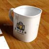 Super soldier logo vector template mug.  thumbnail