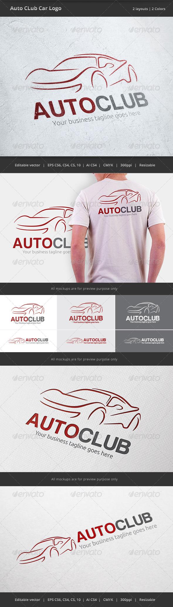 Auto Club Car Logo