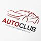 Auto Club Car Logo - GraphicRiver Item for Sale