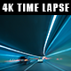 Fast City Drive at Night - VideoHive Item for Sale