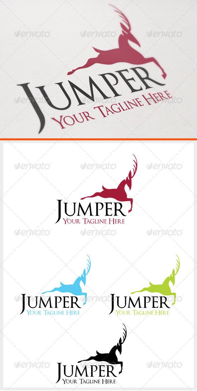 Jumper - Animals Logo Templates
