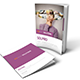 Clean Corporate Service Brochure - GraphicRiver Item for Sale