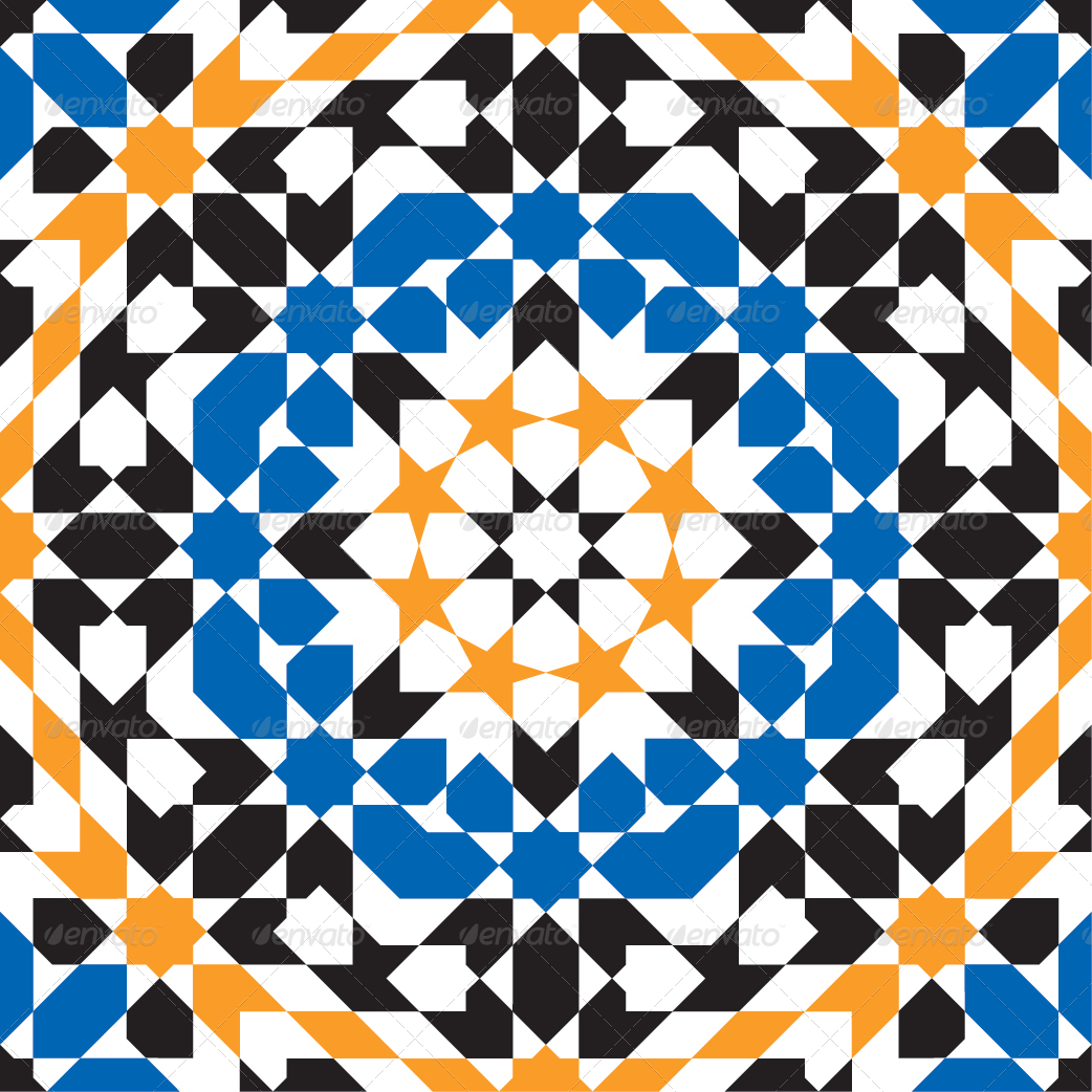 Moroccan Pattern Cool Inspiration Design