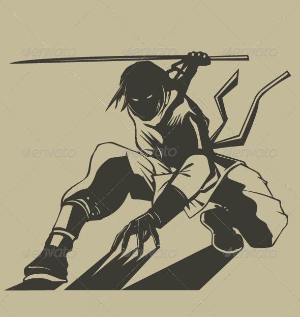 Ninja - Miscellaneous Characters