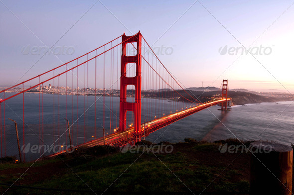 Golden Gate - Stock Photo - Images