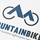 Mountain Bike Bicycle Logo - GraphicRiver Item for Sale
