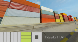 Industrial HDRI