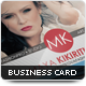 Fashion Business Card - GraphicRiver Item for Sale