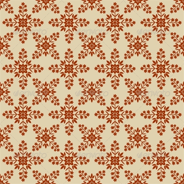 Floral Pattern - Patterns Decorative