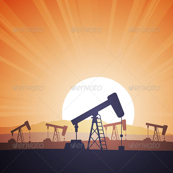 Oil Field - Concepts Business