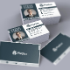 Simple Business Card Template - 06 - GraphicRiver Item for Sale