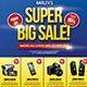 Big Sale Promotion Flyer - GraphicRiver Item for Sale