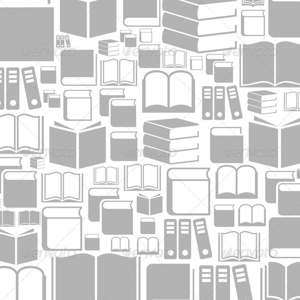 Book a Background 2 - Miscellaneous Vectors