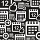 Calendar a Background - GraphicRiver Item for Sale