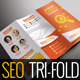 SEO Business Tri-Fold Brochure - GraphicRiver Item for Sale