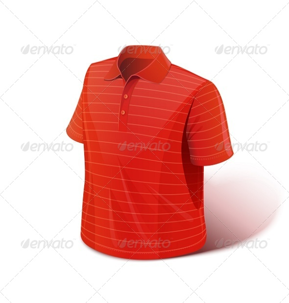 T-Shirt. Sports Wear. - Man-made Objects Objects