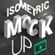 Isometric Mock-UP Actions vol.2