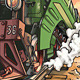 Steam Locomotive - GraphicRiver Item for Sale